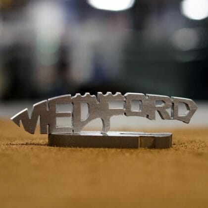 Medford Bottle Opener