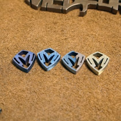 Crest Charms