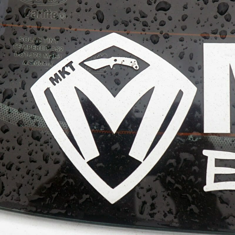 Medford Shield Decal