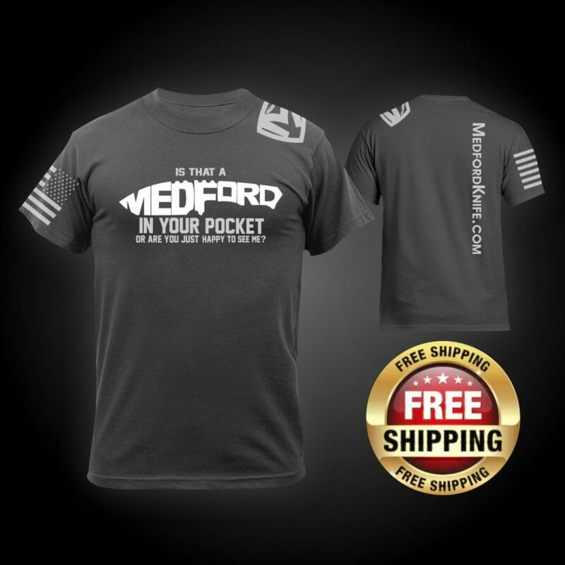 Is that a Medford in your pocket? - Gray