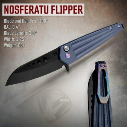 Build a Nosferatu Flipper